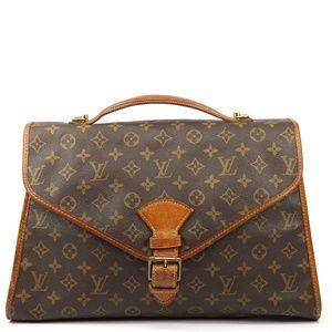 Auth Louis Vuitton Beverly Crossbody Bag #1217L20